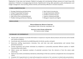 Technology Sales Resume Sample Of A Good Resume Format Fandb Cost
