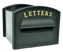through the wall mail box through wall mailbox through wall mailbox jubilee vertical mailbox wall mailbox through the wall mail box