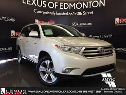 Used 2013 White Toyota Highlander 4WD Limited In Depth Review ...