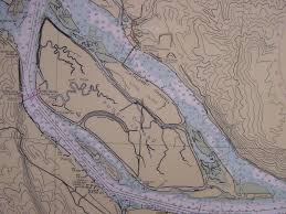 Columbia River Nautical Charts Carry A Chart The Lower Columbia Estuary Partnership