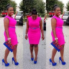 Hot Pink u0026 Royal Blue go well together