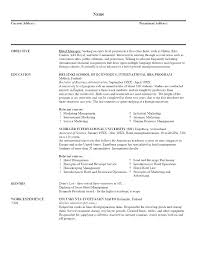 Entry Level Accounting Resume Awesome Resume Objective Examples For