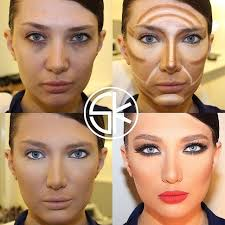 for quite some time now we see lots of articles on highlighting and contouring but what are they really they are techniques used in make up that will make