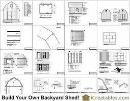 Monitor Barn Plans With Living Quarters  Barn Floor Plans  YouTubeGambrel Roof House Floor Plans