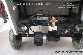 Electric car motor kit Build Your Own Electric Car Motor See Larger Image Kiwievcom Electric Car Motor Shop For Sale In China mainland Golden Motor
