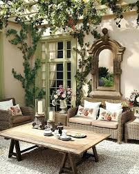 french country garden decor wonderful