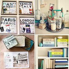 Souvenir Design Ideas 17 Ideas To Organize And Display Travel Mementos With Style