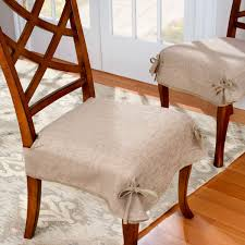 kitchen chair seat covers. Chenille Dining Chair Seat Covers-Set Of 2 Kitchen Covers