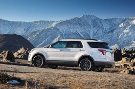 2018 ford explorer sport.  2018 these adjustments to the explorer come in response marketing research  ford says indicates crossover and also suv sectors will certainly be  throughout 2018 ford explorer sport