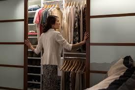 select closet shape