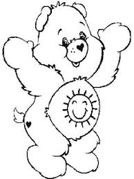 Small Picture Beautiful Care Bear Coloring Pages 94 For Your Seasonal Colouring