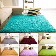 80x200cm large fluffy living room anti slip carpet floor mats yoga bedroom rag rugs