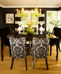 Simple Dining Table Decorating Decorate Family Room Affordable Chinese Vintage Floral Wallpaper