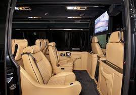 On this page we present you the most successful. Klassen Excellence Sprinter Mercedes Benz Msd 1201 Family Company Business Luxury Van With 10 Seats And Luggage Box Luxury Van Luxury Car Interior Family Car