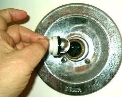 replacing shower valve delta monitor series shower faucet extraordinary cartridge valve temperature adjustment parts tub repair replacing shower valve