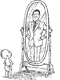 looking in mirror different reflection drawing. what\u0027s wrong with the mirror\u0027s reflection? looking in mirror different reflection drawing t