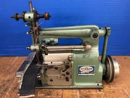 Merrow Sewing Machine Manuals