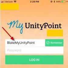 Mobile Login Tip Sheet My Unity Point Qmg 2172226550