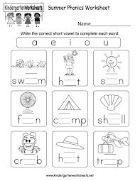 Phonics is a method of teaching kids to learn to read by helping them to match the sounds of letters, and groups of letters, to distinguish. Coloring Pages Free Kindergarten Phonics Worksheets Beginning Sounds Printable Remarkable Phonic Picture Inspirations Jaimie Bleck
