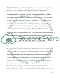 health promotion and prevention alcohol misuse essay health promotion and prevention alcohol misuse essay example