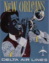 Image result for New Orleans antique posters