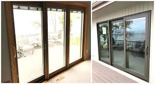 16 foot sliding glass door s medium size of inch tall exterior french doors folding patio