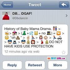 Baby Mama Drama Quotes. QuotesGram via Relatably.com