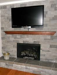 air stone over brick fireplace home design very nice contemporary to air stone over brick fireplace