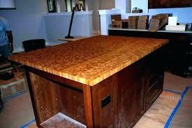 cherry butchers block countertops