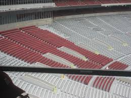 Bryant Denny Stadium Lower Level Sideline Football Seating