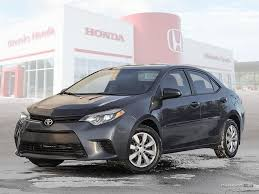 Used 2014 Toyota Corolla 4-door Sedan LE ECO CVTi-S for Sale ...