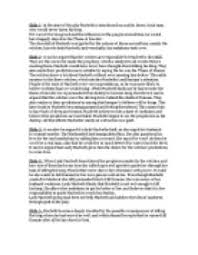 speech who is responsible for macbeth s downfall gcse english  page 1 zoom in