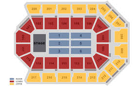 Rabobank Arena Theater And Convention Center Seating Chart New Kids On The Block New Kids On The Block Groupon