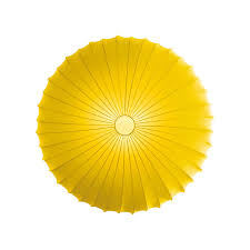 Yellow Ceiling Light Muse Flush Mount Ceiling Light Design Wall Lamp Yellow