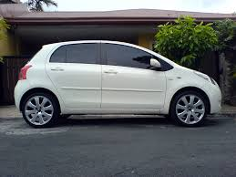 bugslife71 2007 Toyota Yaris Specs, Photos, Modification Info at ...