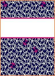 Free Binder Cover Template Maker Monogram Templates Aplicatics Co