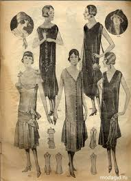 История моды Мода х годов века