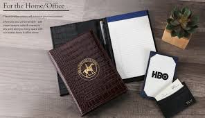 Office Logo Gifts Corporate Leather Gifts Graphic Image