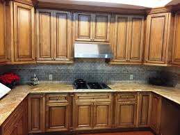 Mocha Shaker Kitchen Cabinets Glazed Maple Kitchen Cabinets