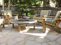 choosing materials for your patio
