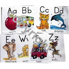 Phonics Alphabet Chart Custom Grade R And Foundation Phase Products Grades R To 48 Tagged