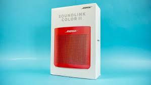 Bose Soundlink Color 2 Im Test Bunt Und Guter Klang Techstage