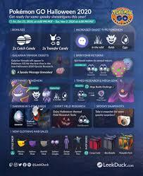Pin by Jay Hernandez on pokemon go | Pokemon go, Pokemon, Halloween event