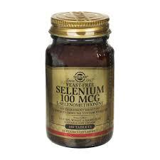 Solgar(<b>Солгар</b>) <b>Селен</b>-6 таблетки <b>100 мкг 100</b> шт. купить по ...
