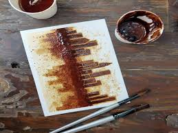 Whether you prefer a dark espresso, frothy latte, or just take your coffee black, we all know this rich, earthy brew deserves to be celebrated. Learn The Art Of Coffee Painting At This Online Workshop Events Movie News Times Of India