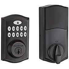 Kwikset 99130 003 Smartcode 913 Ul Electronic Deadbolt Featuring Smartkey In Venetian Bronze