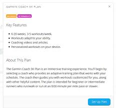 garmin coach adaptive