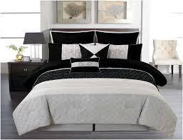 bed bath and beyond comforter sets king monochrome