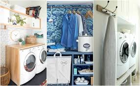 laundry furniture. 15 Laundry Room Storage And Organization Ideas - How To Organize Your Furniture T