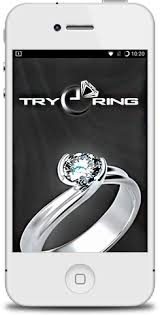 try a ring jewelry ping augmented reality jewelry ping